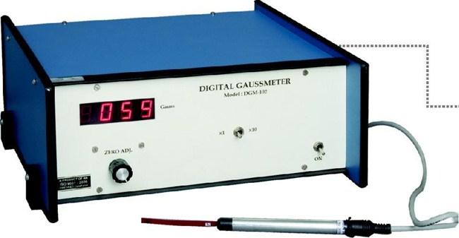 digital gauss meter  Besto Instruments
